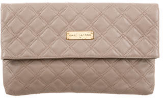 Marc Jacobs Marc Jacobs Quilted Eugenie Clutch