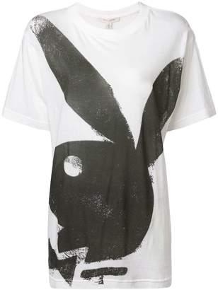Marc Jacobs Playboy bunny print T-shirt