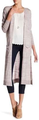 Susina Long Sleeve Knit Cardigan