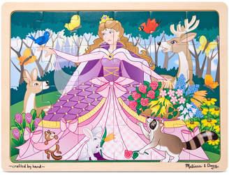 Melissa & Doug Kids Toy, Woodland Princess 24-Piece Jigsaw Puzzle