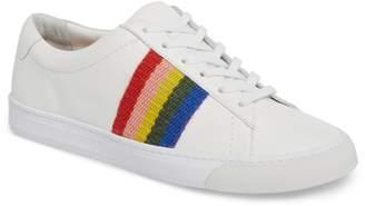 Loeffler Randall Logan Rainbow Sneaker