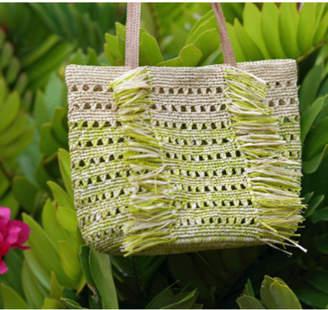 Muche et Muchette Hula Mini Straw Bag