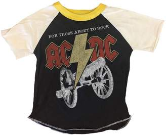 Rowdy Sprout Infant ACDC Tee
