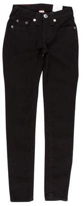 True Religion Mid-Rise Skinny Jeans w/ Tags