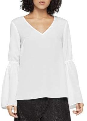 BCBGeneration Long Bell Sleeve Top