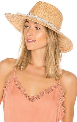 Michael Stars Ocean Grass Wide Brim Hat
