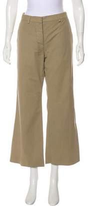 Sofie D'hoore Mid-Rise Wide-Leg Pants