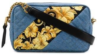 Versace Baroque-print shoulder bag
