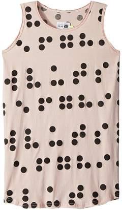 Nununu Braille Tank Top Girl's Sleeveless