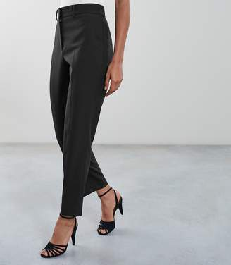 Reiss Lilli Tapered Tailored Trousers