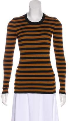 Gucci Striped Wool and Cashmere Sweater