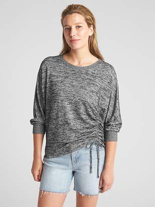 Gap Softspun Cinched Pullover Sweater