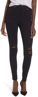 Dr. Denim Supply Co. Moxy Ripped Knee Skinny Jeans