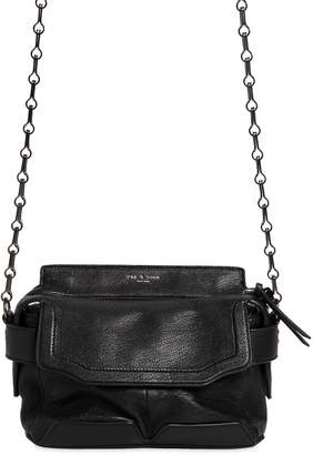 Rag & Bone Rag&bone Micro Pilot Leather Satchel