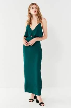 Style Stalker Stylestalker Rory Ruffle Maxi Dress