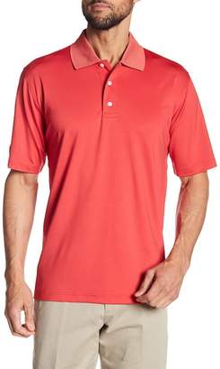 Brooks Brothers Knit Golf Solid Polo Shirt