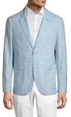 Tailorbyrd Ranger Linen Cotton Sport Jacket
