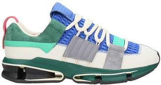 adidas Twinstrike Multicolor Fabric Sneakers