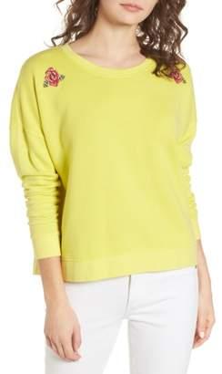 Obey Esme Embroidered Sweatshirt