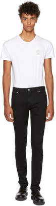 Balmain Black Straight-Fit Jeans