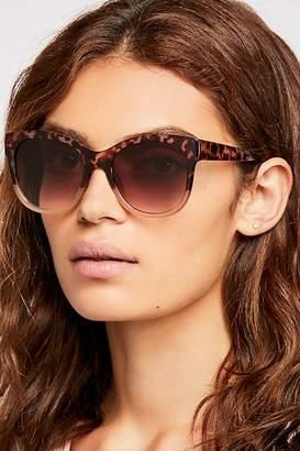 Snowy Leopard Sunglasses