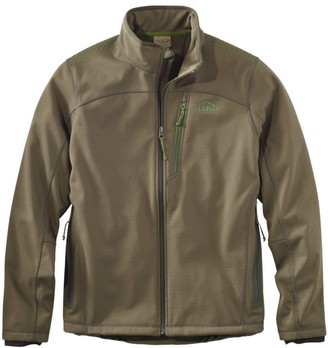 L.L. Bean L.L.Bean Ridge Runner Soft-Shell Hunting Jacket