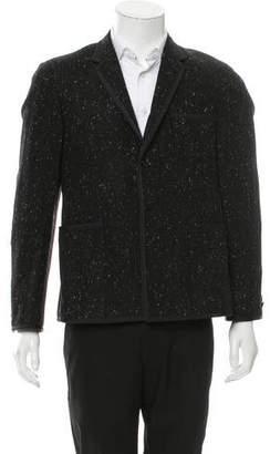 Thom Browne Wool Three-Button Sport Coat