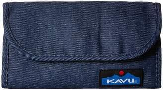 Kavu Big Spender Wallet Handbags