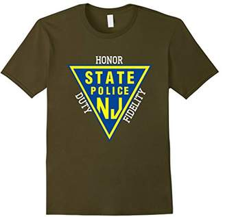 New Jersey State Police Tshirt