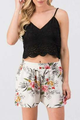 Debut Crochet Crop Top