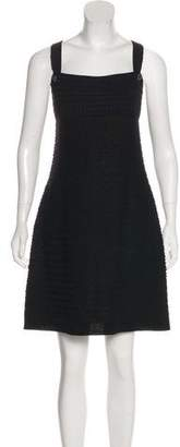 Chanel Textured Shift Dress