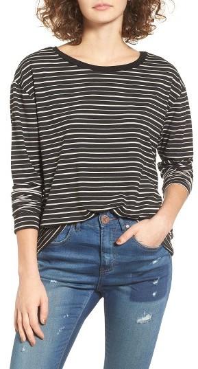 Women's Socialite Stripe Tee
