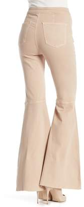 Free People Just Float On Flare Pants