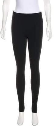 Saint Laurent Knit Skinny Leggings