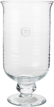 Juliska Berry & Thread Large Hurricane Glass Candleholder