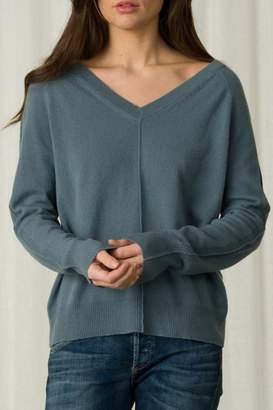 O'Leary Margaret Alina Double-Vee Pullover