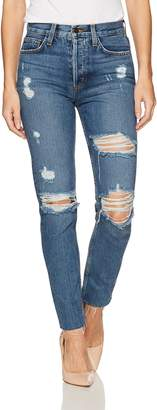 Siwy Women's Gaby High-Waisted Skinny Jeans in Morning Train 24