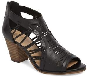 Bella Vita Kortez Block Heel Sandal