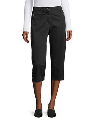 Karen Scott Comfort Waist Capri Pants