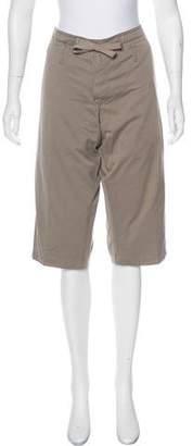Dolce & Gabbana Drawstring Woven Shorts
