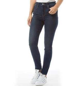 Levi's Womens 721 High Rise Skinny Jeans Amnesia