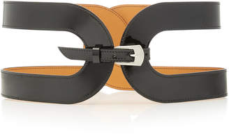 Maison Vaincourt Cage Leather Belt