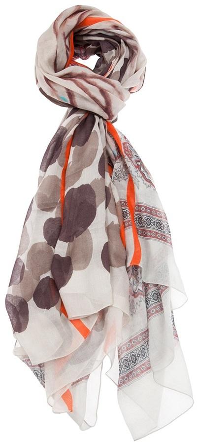 Pierre Louis Mascia Pierre-Louis Mascia blotchy print scarf
