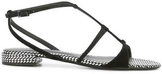 Emporio Armani strapped sandals