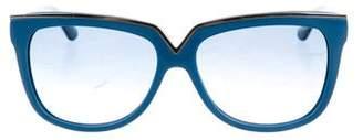 Valentino Cat-Eye Gradient Sunglasses
