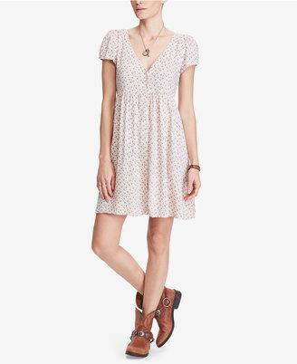 Denim & Supply Ralph Lauren Floral-Print Dress $98 thestylecure.com