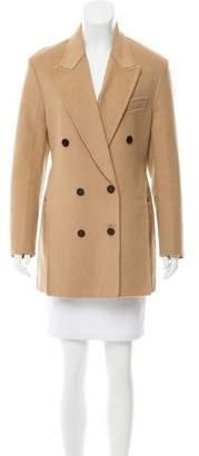 3.1 Phillip Lim Draped Wool Coat