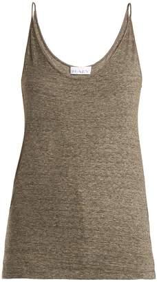 Raey Deep scoop-neck jersey cami top