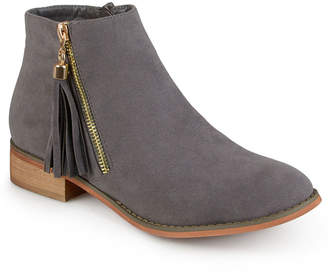 Journee Collection Trista Ankle Womens Booties
