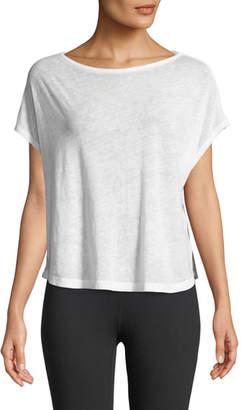 Beyond Yoga Perfect Layer Jersey Tee